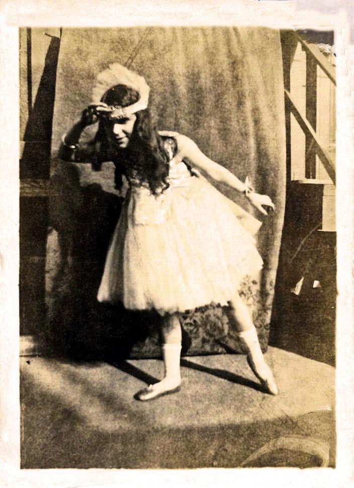 fairy girl vintage image
