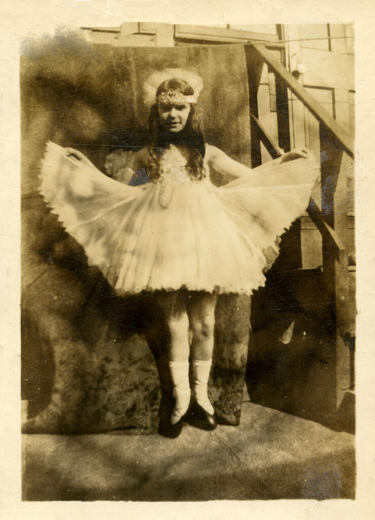girl fairy costume vintage photo image