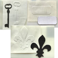 3 Embossed Designs from TGF