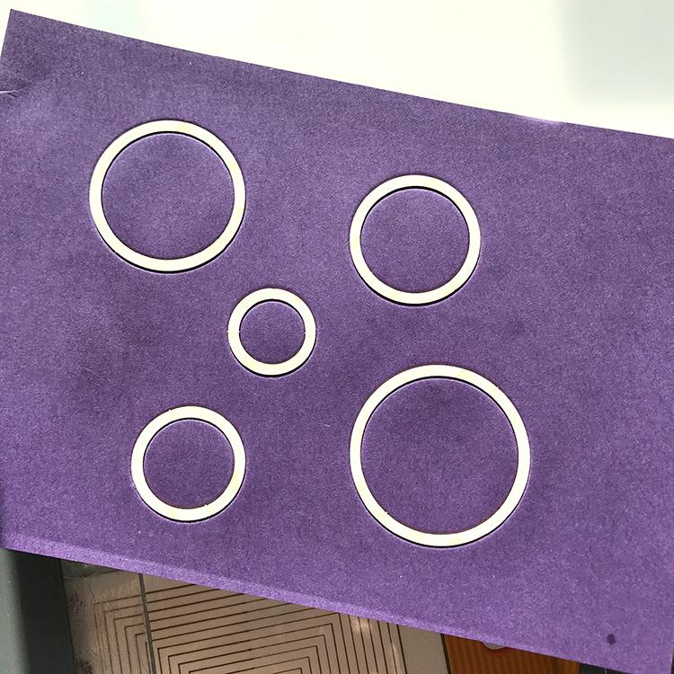 Chipboard Embedded in Paper