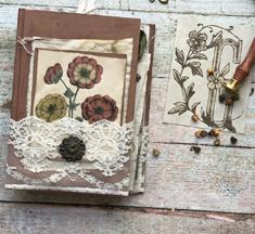 Cozy Autumn Junk Journal