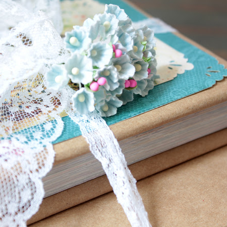 Decorative Book Bundles - Craft Project