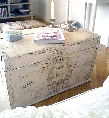 Antique Trunk Decor Living Rooms