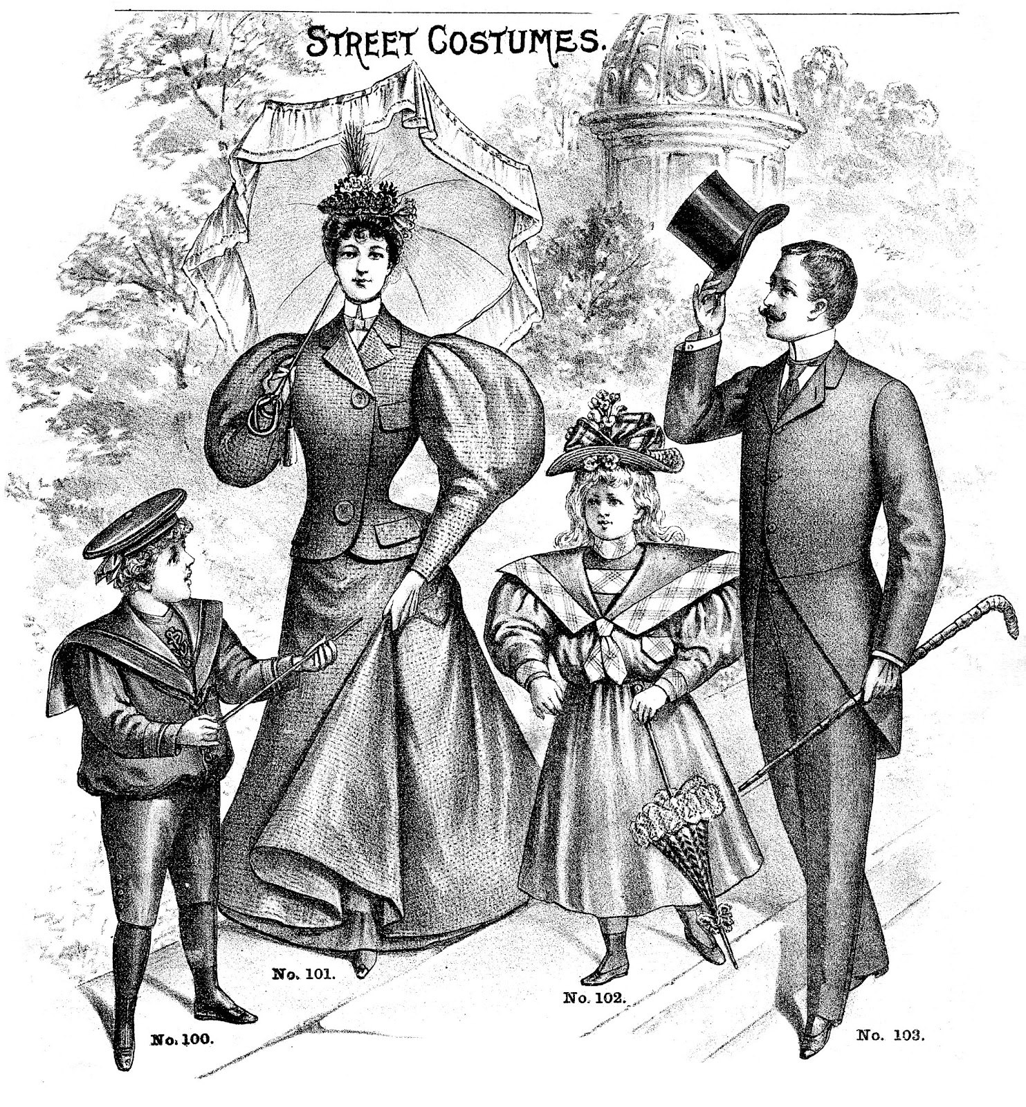 Father S Day Clip Art Victorian Family Dad The