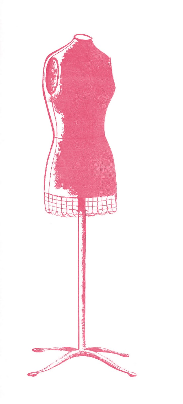 Dress form vector art images