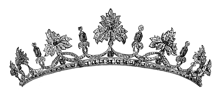 clipart tiara - photo #47