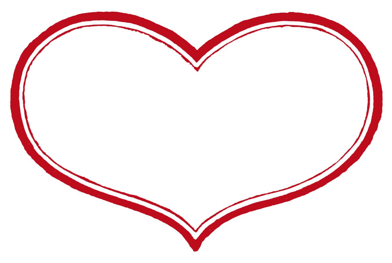 Vintage Valentine Printable Antique Heart Labels