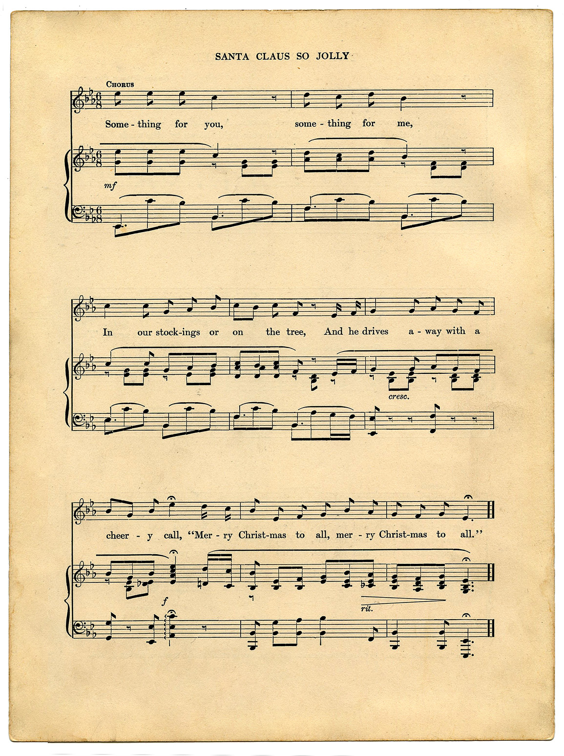 It is a photo of Versatile Free Printable Christmas Sheet Music