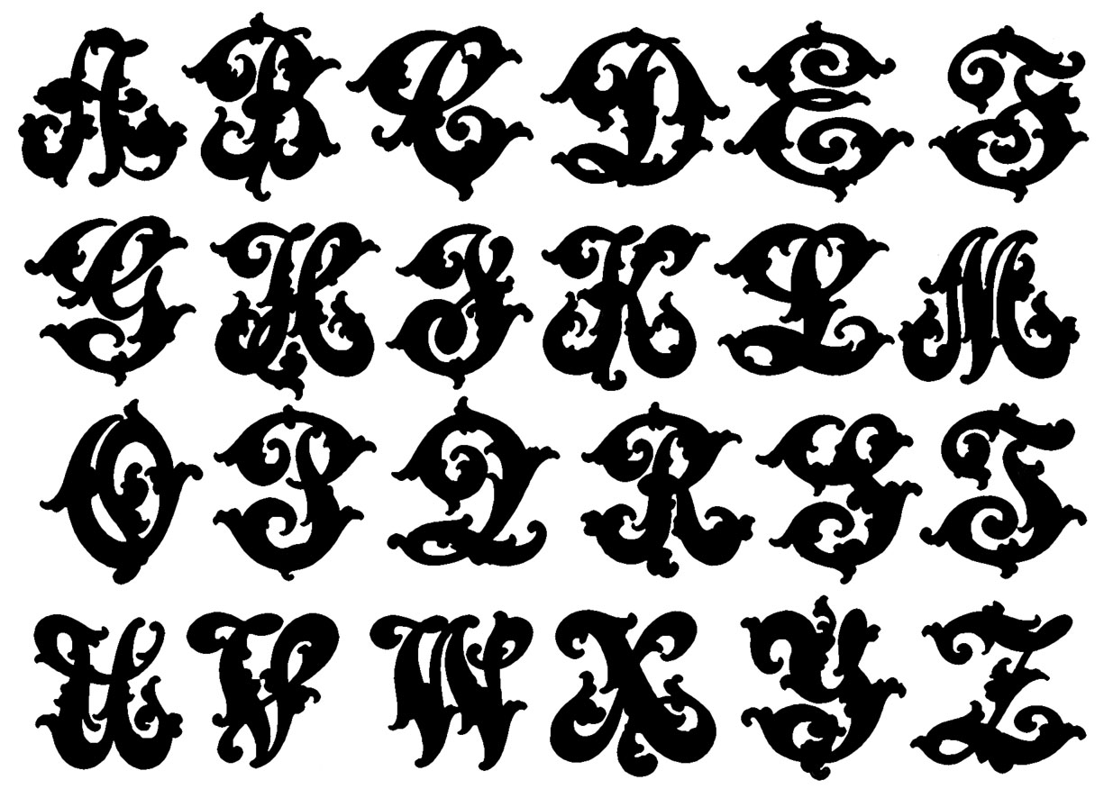 It is a graphic of Clever Free Printable Monogram