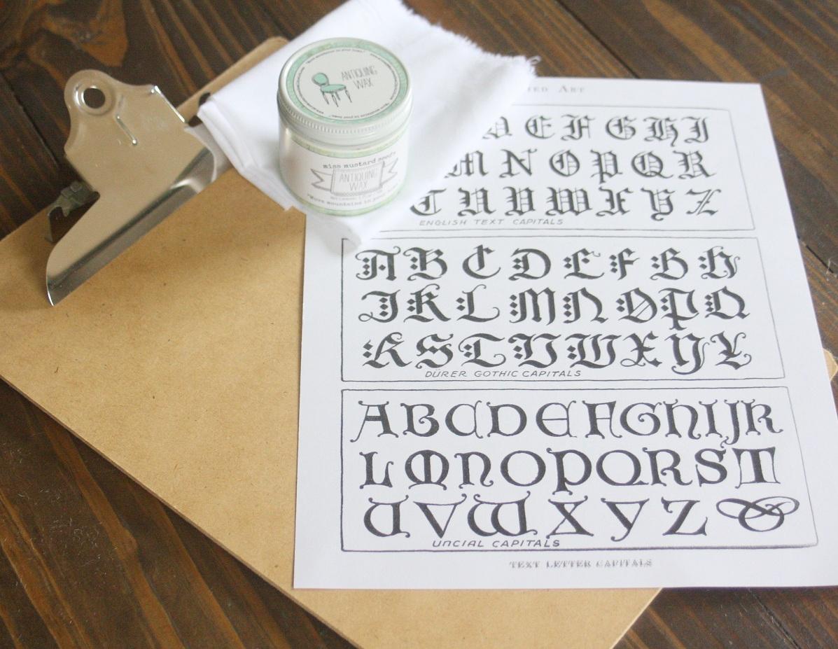 Printable Typography Art