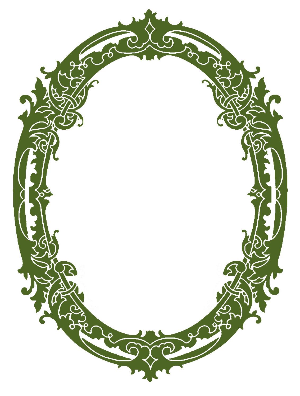 pinterest clipart frames - photo #25