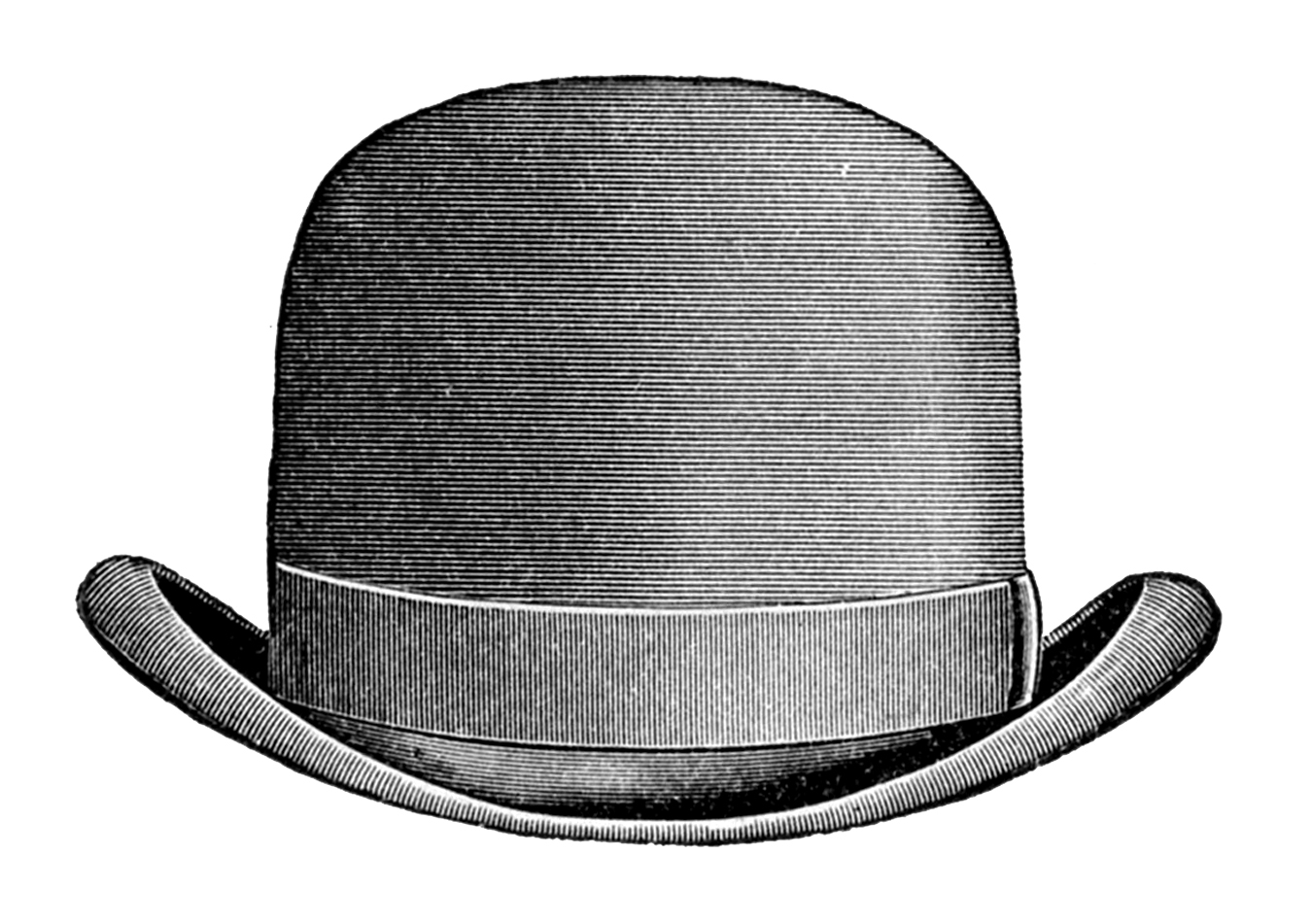 vintage hat clipart - photo #2