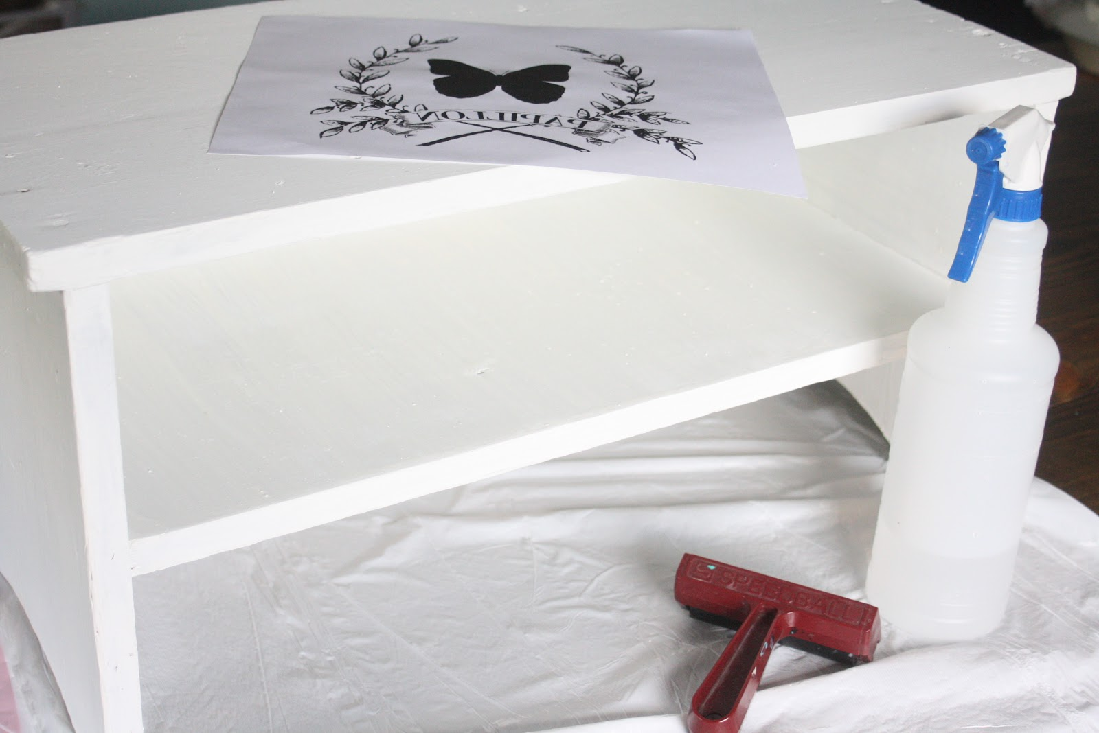 furniture transfers for chalk paint the graphics fairy