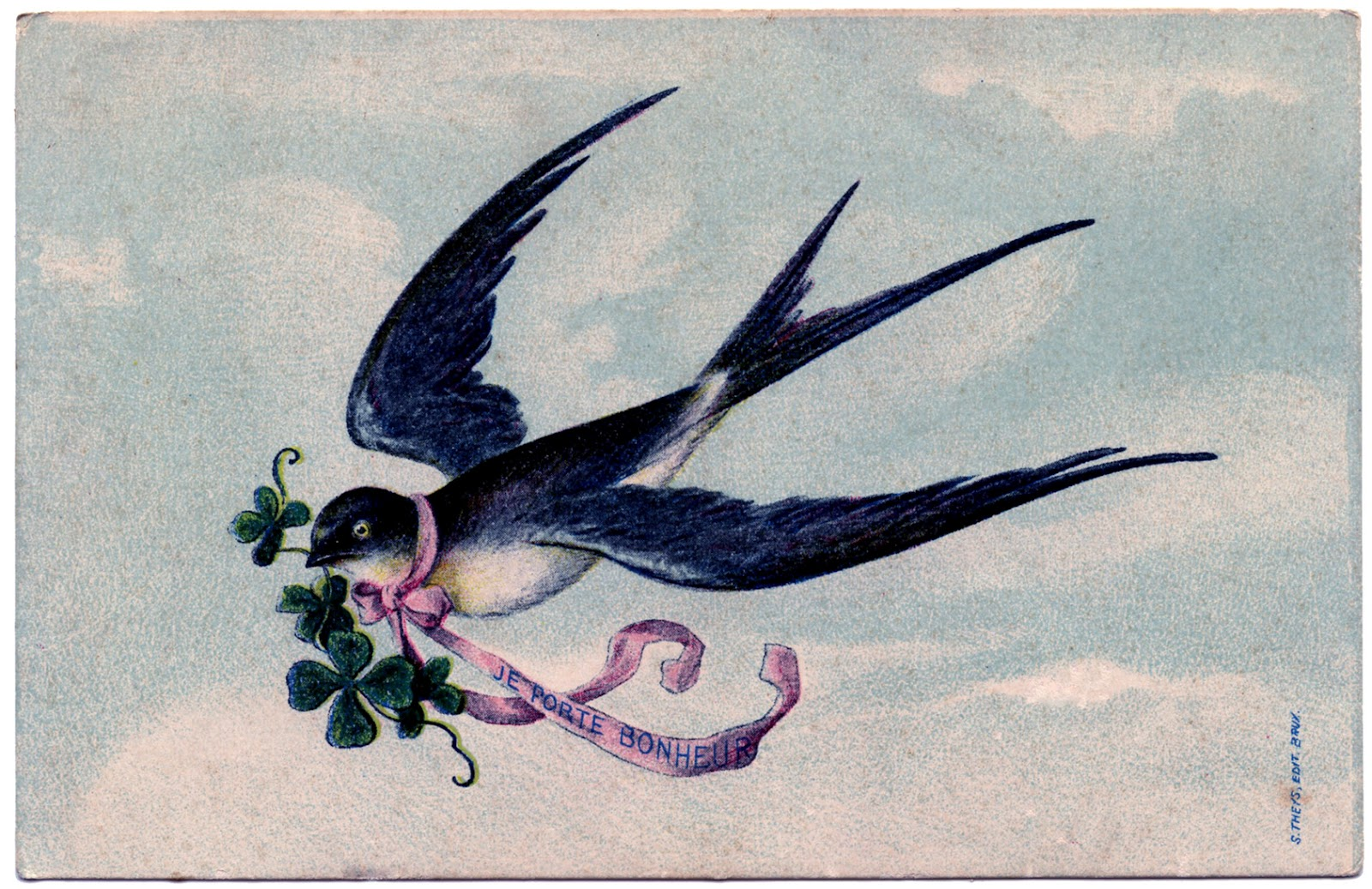 6 letter bird lovely lovely with pink ribbon garland 42277