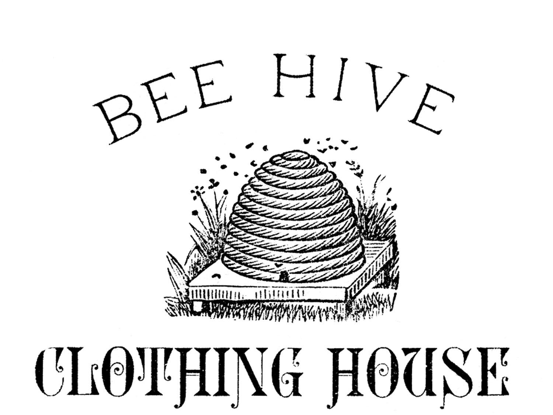Vintage Bee Hive
