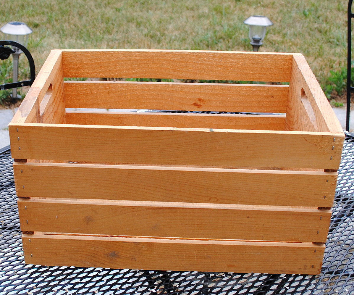 Woodwork diy wooden crate projects pdf plans for Timber crates