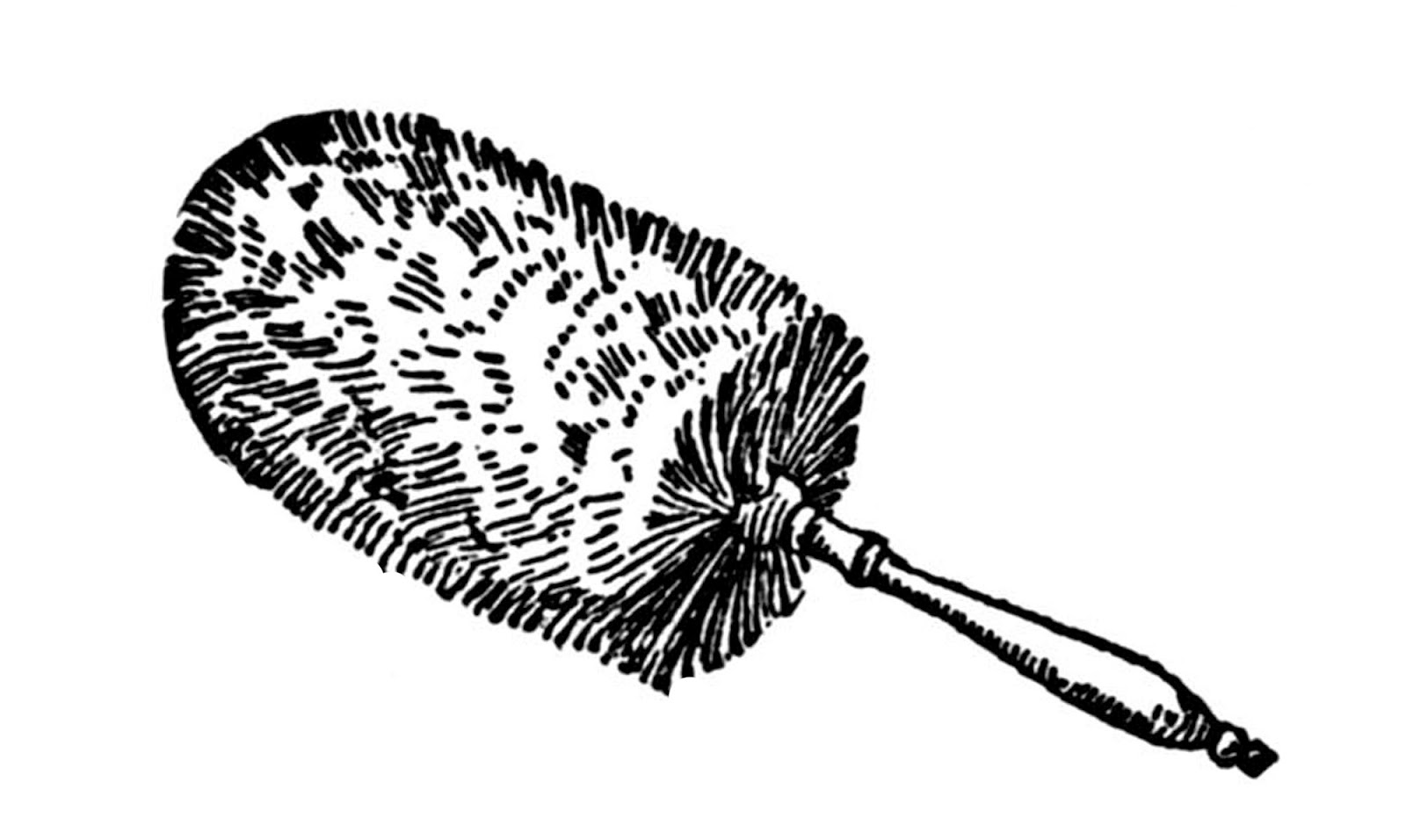 how to make a feather duster