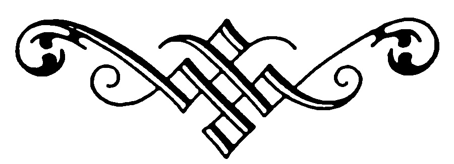 Swirl Line Design Clipart : Vintage clip art ornamental doodads the graphics fairy