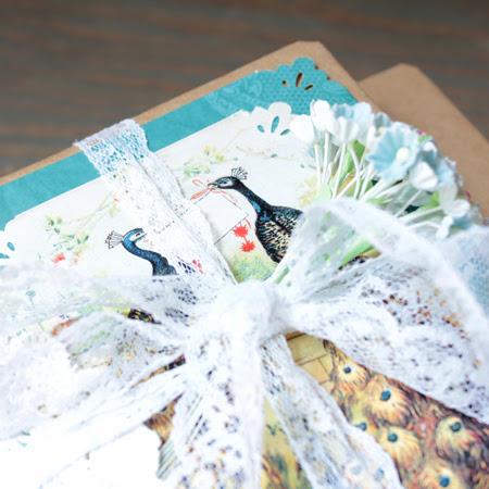 Decorative Book Bundles - Craft Project