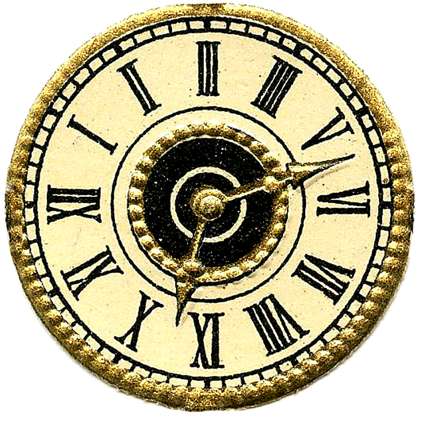 Vintage Images - More Cute Clock Faces - Steampunk - The ...
