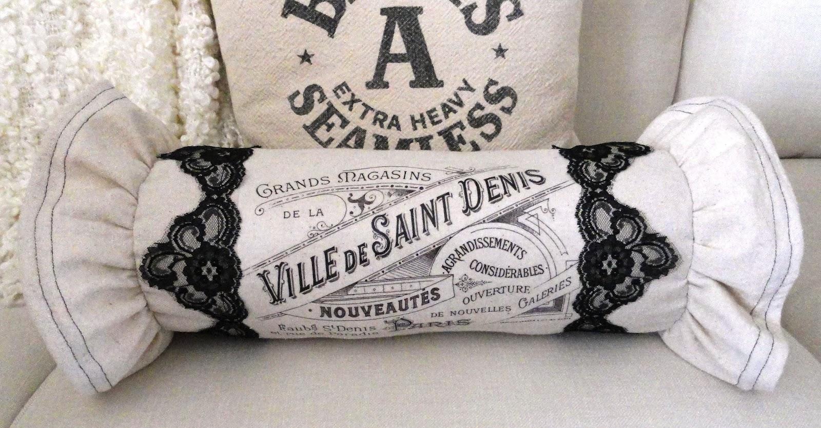 Fabulous Paris Pillow & Fabulous Paris Pillow - The Graphics Fairy pillowsntoast.com