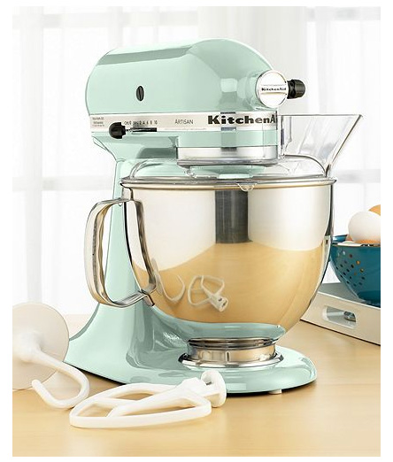 Mint Green Kitchen Appliances: Color Of The Year