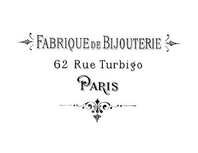 Iron on Image French Typography Printable