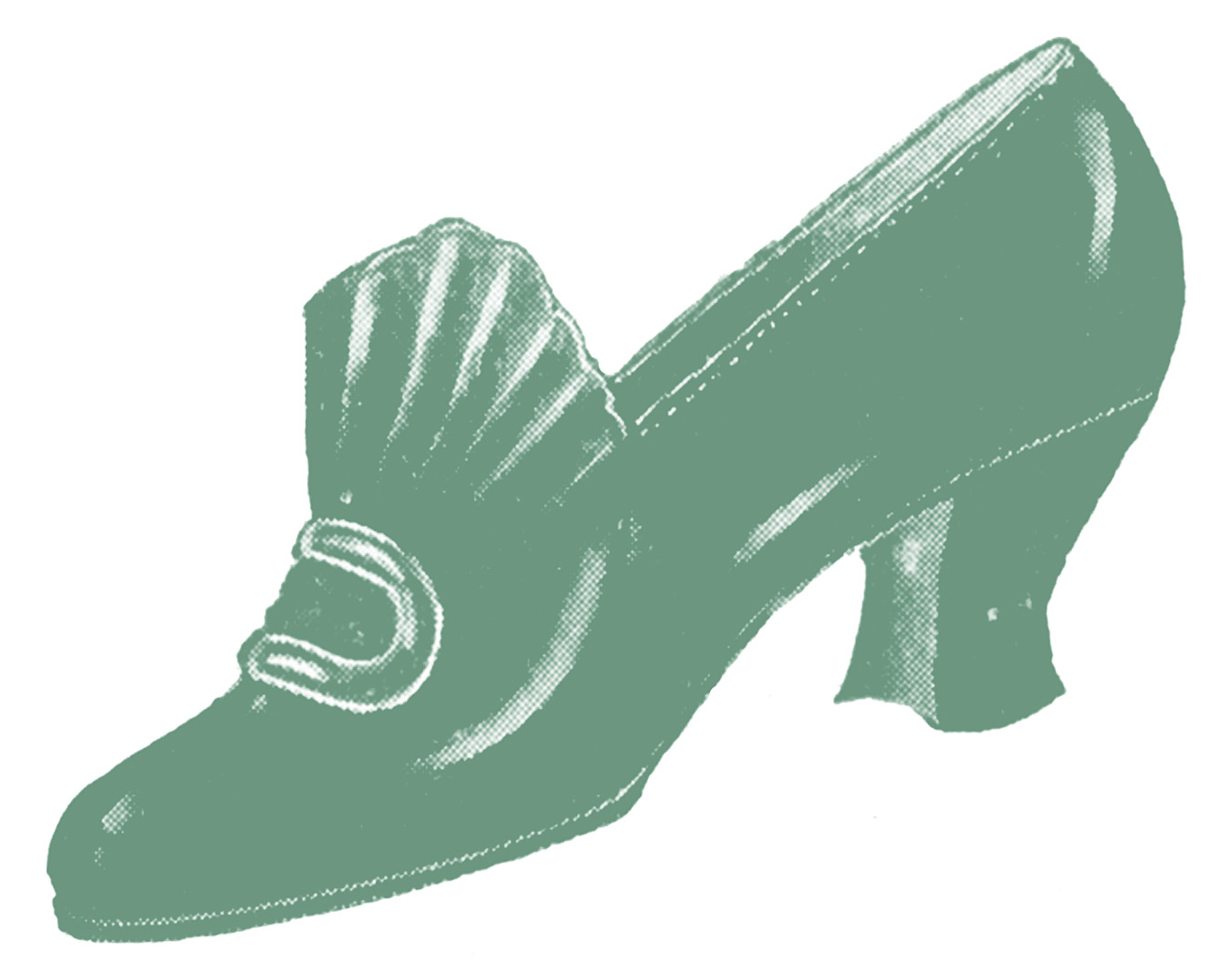 Victorian Clip Art Pretty Ladies Shoes The Graphics Fairy