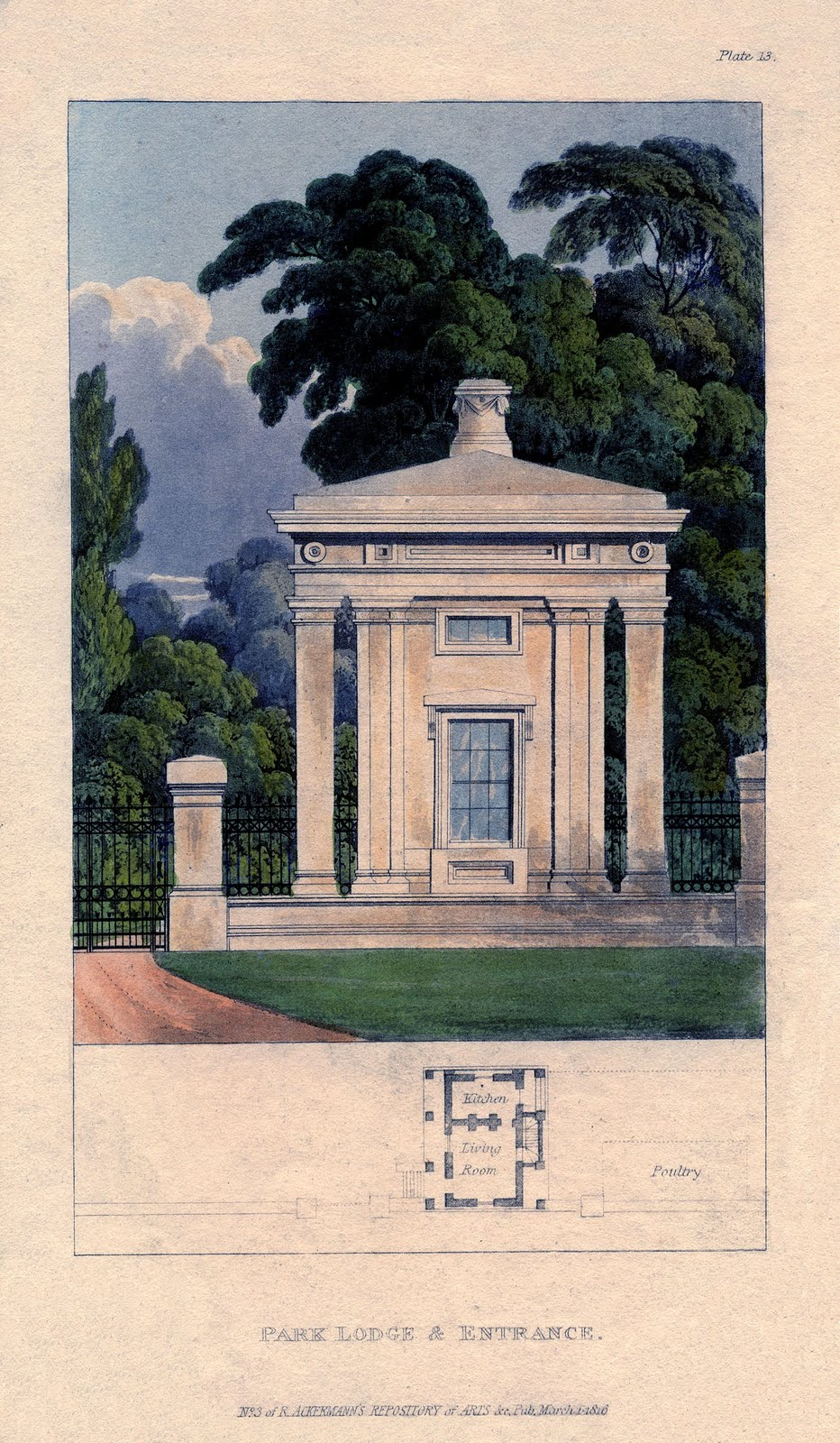 Instant Art Printable Download Gorgeous 1816