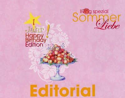We Love Living - Birthday Edition - The Graphics Fairy