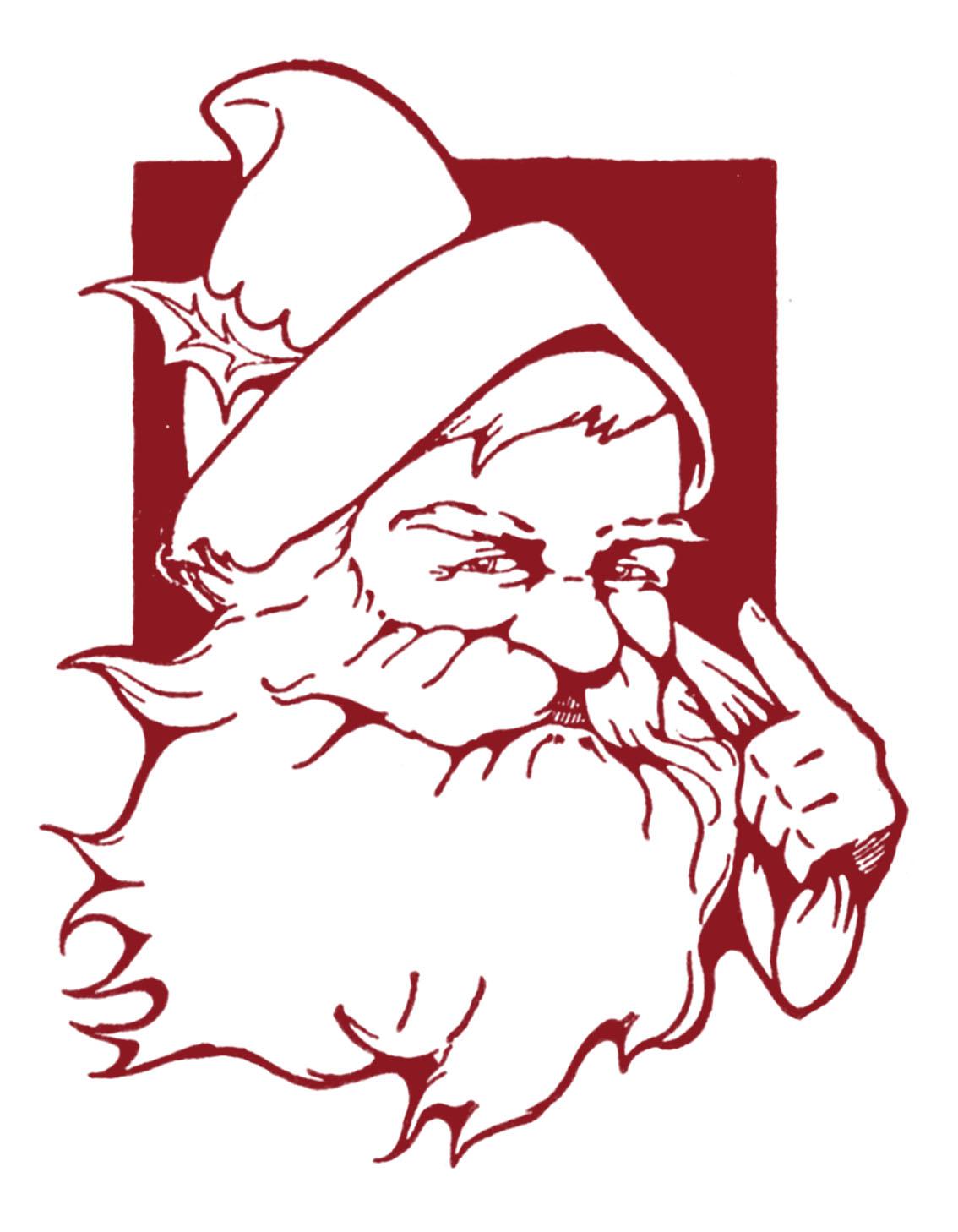 Women Sexy Naughty Santa Christmas Sequin