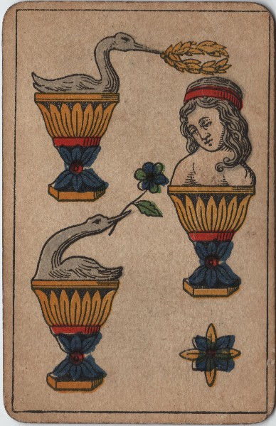 More French Tarot Cards