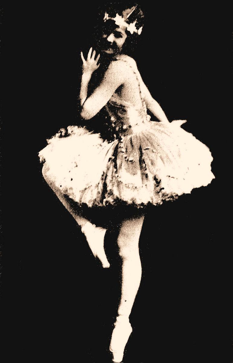 Free Vintage Clip Art Romantic Ballerinas The Graphics