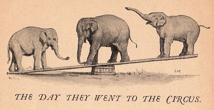 vintage elephant clip art - photo #15