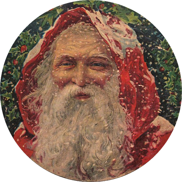 amazing victorian graphic santa the graphics fairy