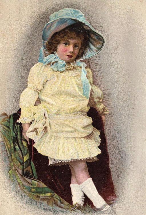 free victorian clip art
