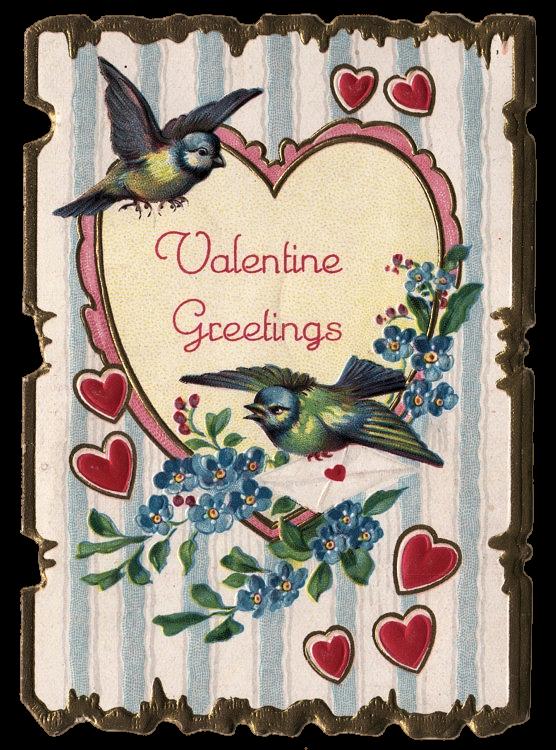 Free Clip Art Vintage Valentine The Graphics Fairy