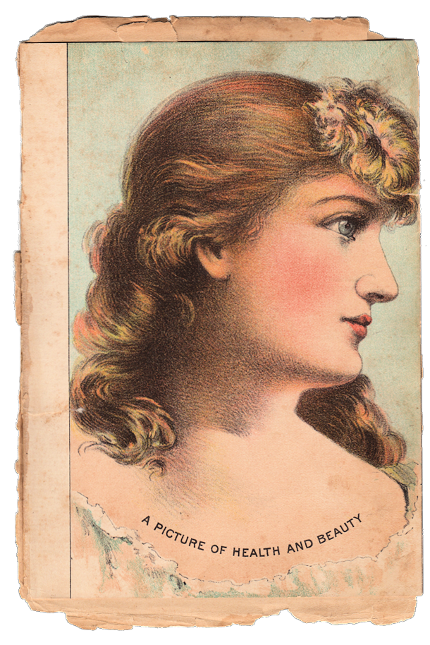 Free Beauty Magazines By Mail: Free Vintage Graphic