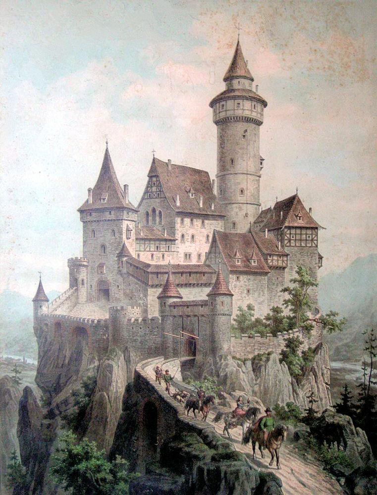 Castle Vintage 97