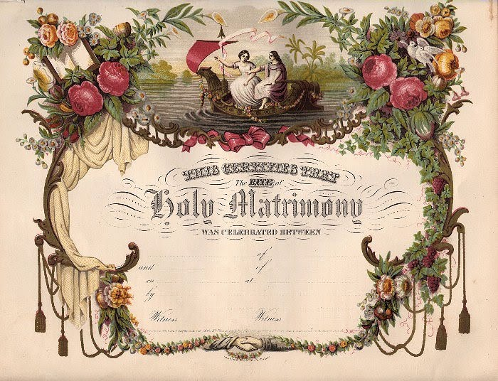 Amazing victorian blank marriage certificate the graphics fairy amazing victorian blank marriage certificate yadclub Choice Image
