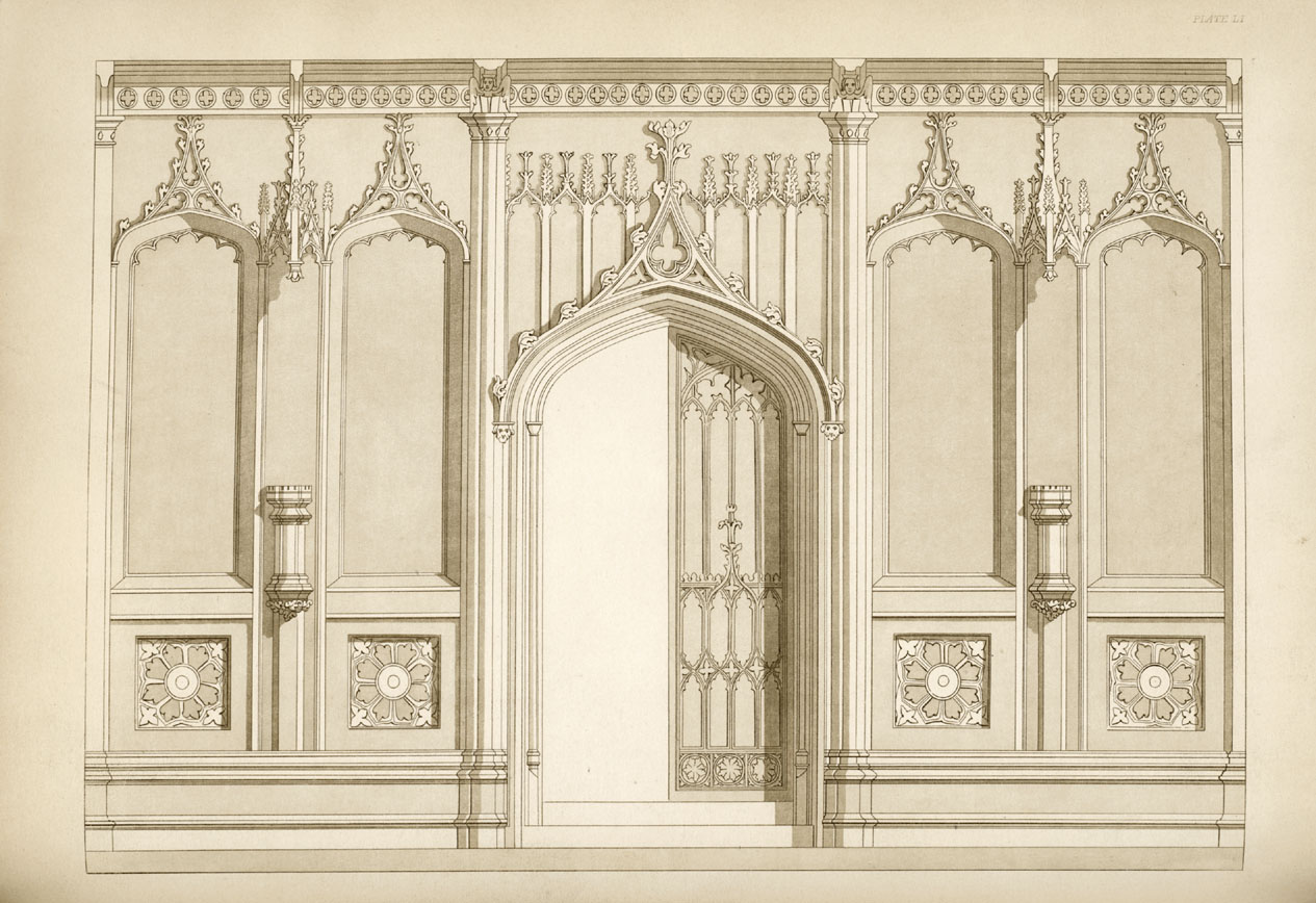 Hooked On Gothic Architecture Arches The Graphics Fairy