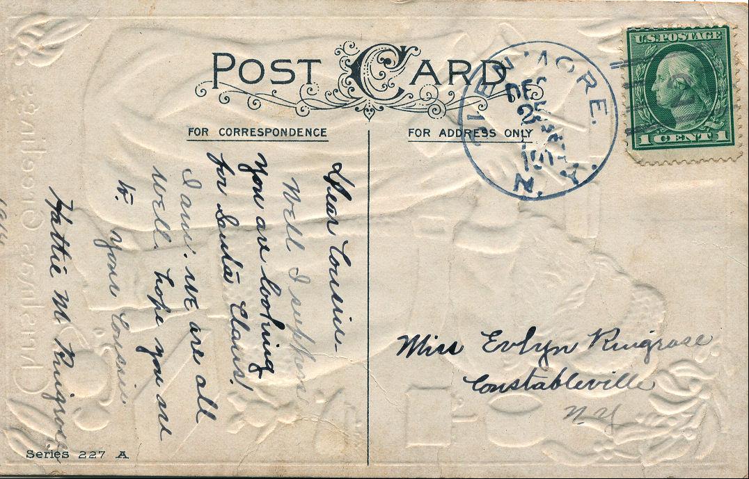 Clip Art Postcard Clipart free vintage clip art antique santa postcard the graphics fairy postcard