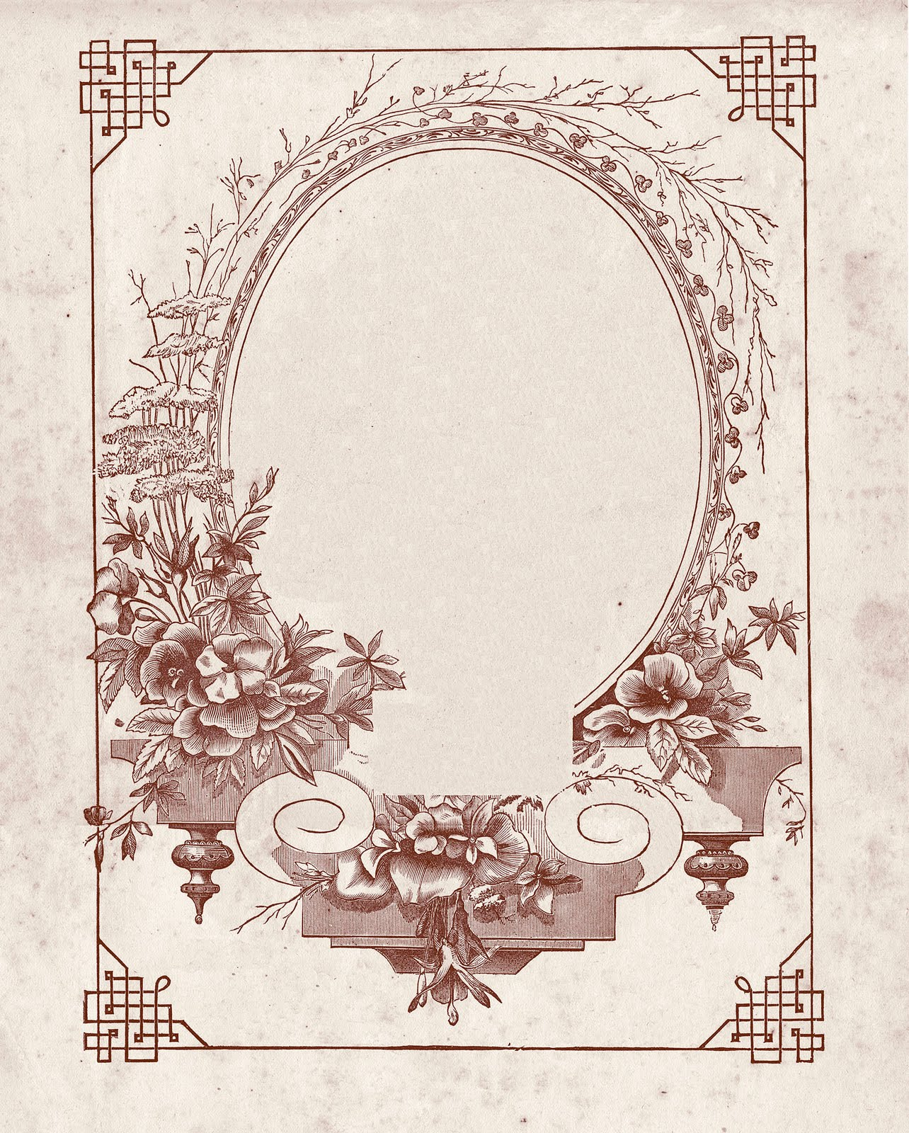 The Graphics Fairy: Amazing Sheet Music Frame