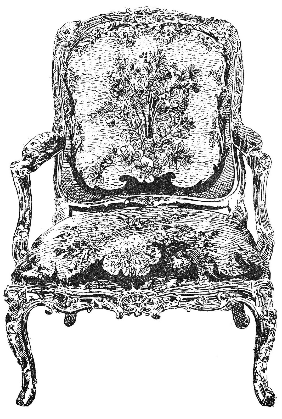 Antique chair drawing - Vintage Chair Drawing Vintage Chair Drawing Quite Some Time Ago Someone Requested An Antique Chair