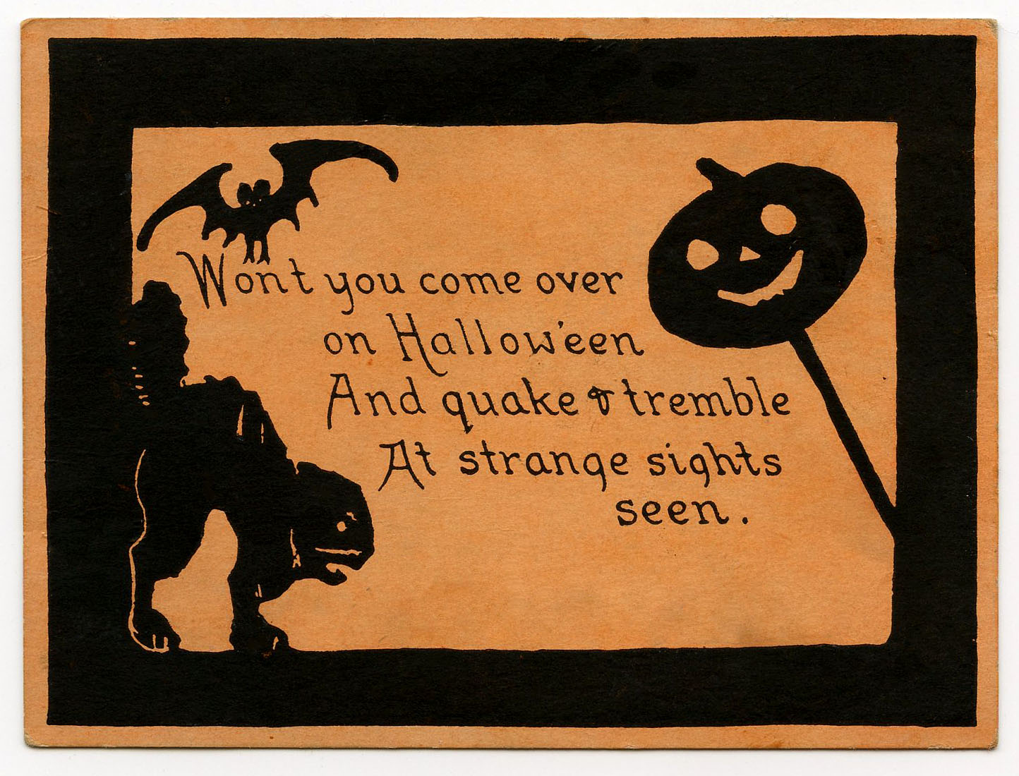 halloween clipart invitations - photo #5