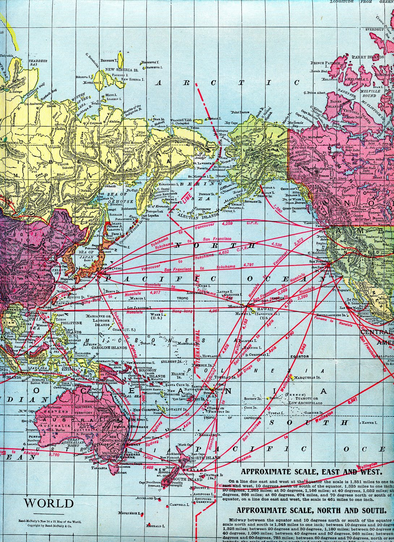 Vintage Clip Art World Maps Printable Download The Graphics – Printable Maps