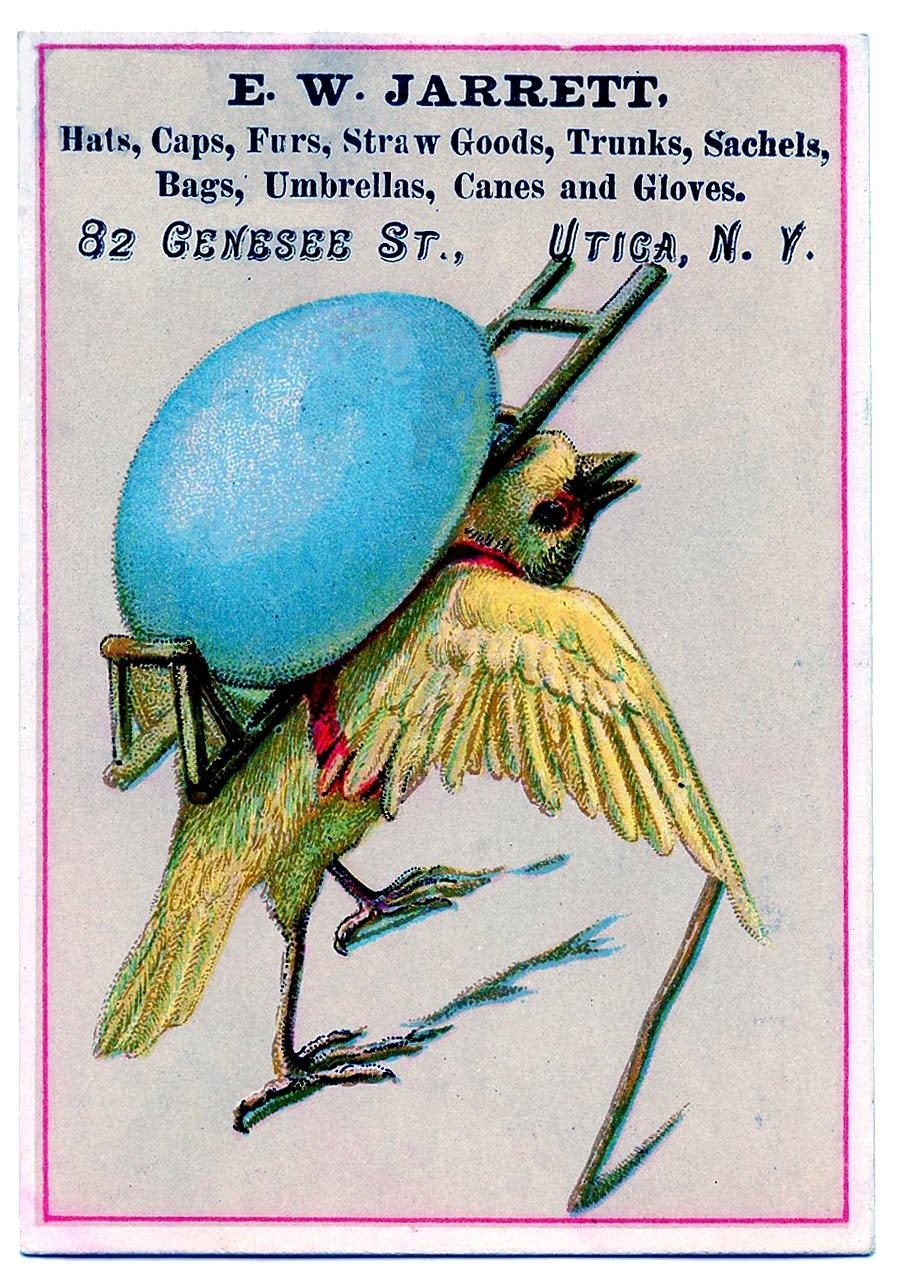vintage advertising clip art