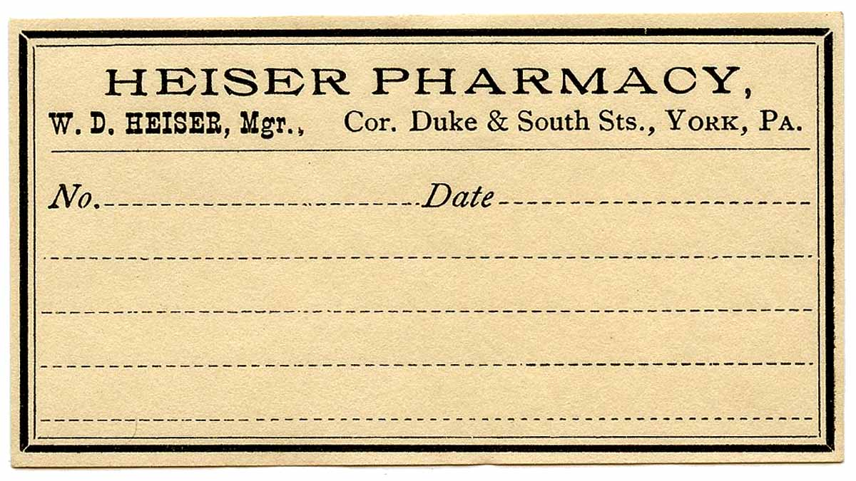 Vintage Clip Art Old Pharmacy Labels The Graphics Fairy