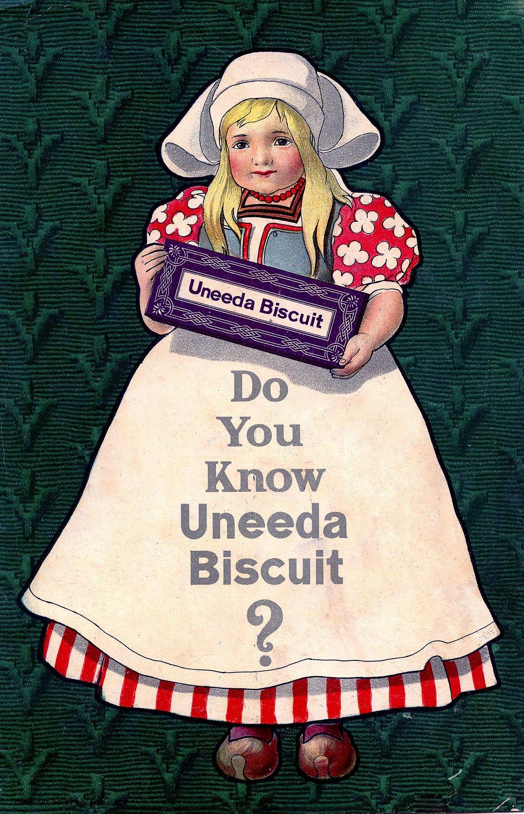 Vintage Advertising Clip Art Darling Dutch Girl The