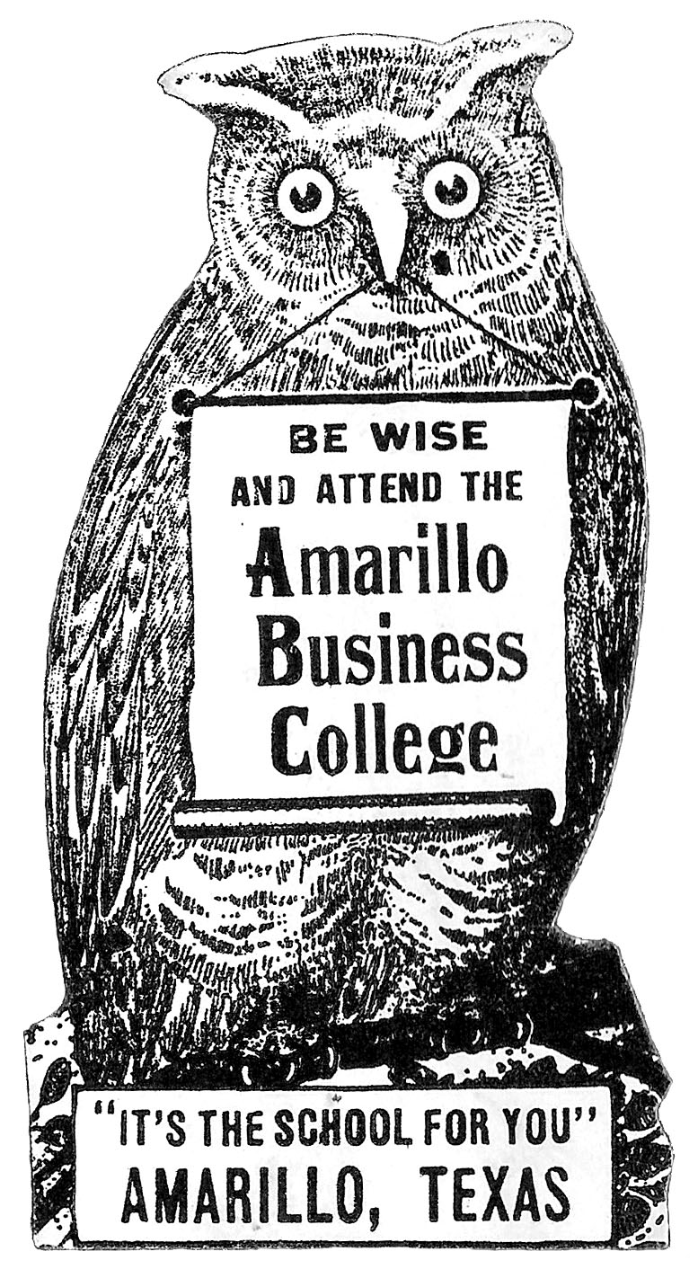 Vintage Clip Art - Awesome Owl with Banner - The Graphics ...